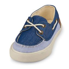 Children/'s Place Casual Boys Youth Low Rockstar Boat Shoe FREE SHIPPING!!!