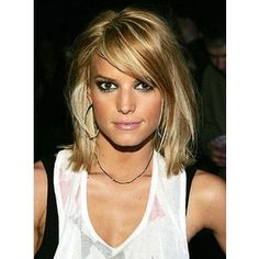 Jessica Simpson Short Hairstyle « Hairstyles, Hairstyle Pictures, Haircuts