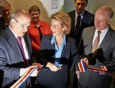 Signature d'un accord-cadre franco-allemand et réunion de travail avec le Directeur Général de Pôle Emploi