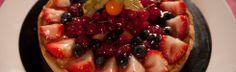 Pascals sitronterte med bær | TV3 Mat