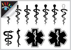 De esculaap (slang) symbool staat voor genezing. De slang is onlosmakelijk verbonden met de geneeskunde.  De esculaap (slang) bestaat uit een slang die zich rond een staf draait. Het symbool wordt geassocieerd met de god voor de geneeskunde Asklèpios in de Griekse oudheid, ook de Romeinen kenden deze god van de geneeskunde onder de naam Aesculapius.