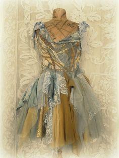 Springtime Dress by Naturally Bohemian