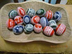 Autor: Anka79 Egg Tree, Filet Crochet, Easter Eggs, Wax, Food And Drink, Christmas, Author, Diet, Xmas