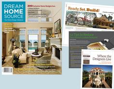Read It Free The New Issue Of American Dream Homes