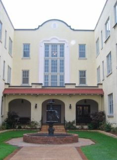 Rawls Hotel In Enterprise Alabama Usa