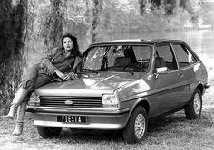 1976 Ford Fiesta Ghia