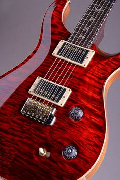 Paul Reed Smith Modern Eagle II Tremolo Red Tiger 2008