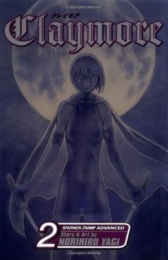 The Reading Diaries: Claymore Volume 2