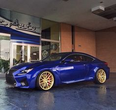 Lexus RCF www.lexuselcajon.com