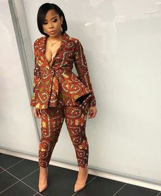 The best collection of 2018 most stylish ankara designs you've been looking for. We have them complete stylish ankara designs 2018 here African Fashion Designers, African Inspired Fashion, Latest African Fashion Dresses, African Print Dresses, African Print Fashion, Africa Fashion, African Wear, African Attire, African Women