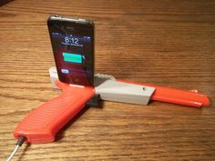 $30 Authentic Nintendo Zapper gun controller iPhone/iPod charger