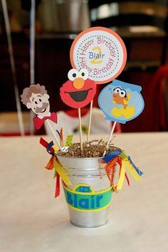 Blair's Elmo Celebration {Client Event}