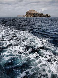 Monotone -- Channel Islands by geometricphotos.deviantart.com