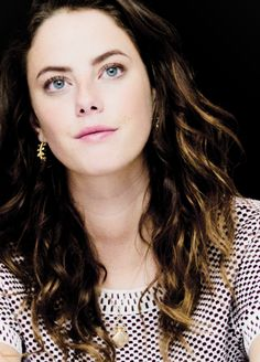 Kaya Scodelario | The Maze Runner Press Conference at the Beverly Hills Hotel.