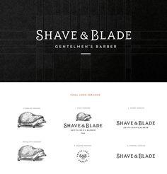 Shave & Blade by Eskimo Design Really Love the Name lol