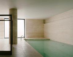 Indoor pool - David Chipperfield Architects – One Kensington Gardens