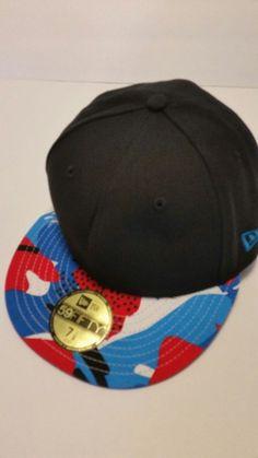 size 40 86185 3246f Hats · New  New Era 59 fifty 7 1 8 Pepsi Cap  fashion  clothing