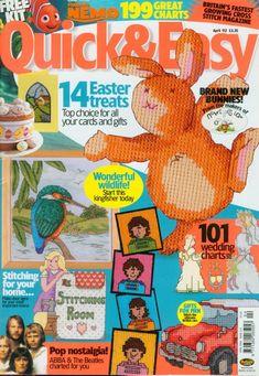 Cross stitch magazine