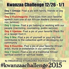 Kwanzaa Information Rite Of Passage, Kwanzaa, Counseling, African, Education, Onderwijs, Therapy, Learning