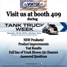 We'll be in Houston! Come visit us in booth 409.
