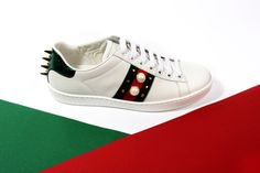Gucci Statement Sneakers #gucci #guccishoes