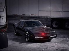 As far as we're concerned, KITT from Knightrider is our Coolest TV Car of All Time. But who else makes the cut? Have we missed any? #spon