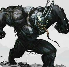 Image result for symbiote predator