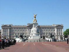Buckingham Palace ~ London, England
