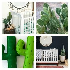 Greenery nursery love - mommy nature is here!