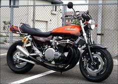 motographite: KAWASAKI Z900 SPECIAL 1100cc POWERED