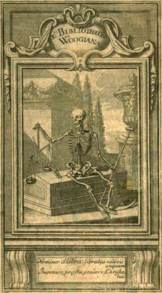 ~ Memento Mori Christian Friedrich Boetius 18th Century *
