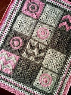 Rug-croche