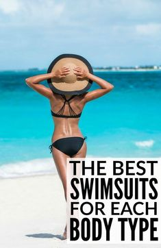 Hourglass? Pear? Apple? Plus size? Curvy? Box shaped? With so many body types and bathing suits to choose from - one piece, athletic, sporty, tankini, bikini - we're dishing all our secrets to help you find the best swimsuit for YOUR body type. We explain what does and does not work, and we've even thrown in some pointers for big busts and for small chests to help you flaunt your body with style and confidence this summer!