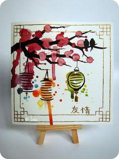 """Le symbole japonais signifie """"amitié""""."""