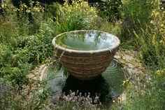 Overflowing pot