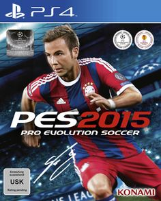Pro Evolution Soccer 2015: GameWorld.gr Review: http://bit.ly/PES2015_Review