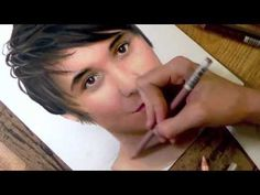 Drawing Dan Howell (danisnotonfire) HOLY COW, THIS IS A REALLY GOOD DRAWING!!!