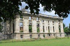 Palatul de la Florești – CutiaDeCarton