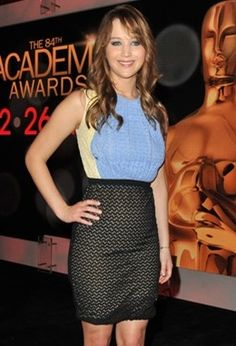 Style Crush Featuring Jennifer Lawrence Starring in The Hunger Games