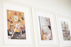 Athina Vlachaki - Artist Portraits in Skopelos Greece Skopelos Greece, Beautiful Homes, Gallery Wall, Portraits, Frame, Artist, Photography, Home Decor, House Of Beauty