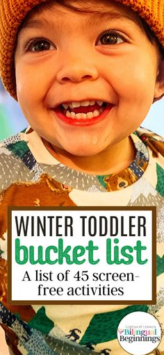 45 Awesome Activities for Your Toddler's Bucket List this Winter — Lorena & Lennox - Winter is rough with toddlers. I am sure it's difficult with kids of all ages, but I cannot imagi - Toddler Fine Motor Activities, Winter Activities For Toddlers, Holidays With Toddlers, Free Activities, Infant Activities, Learning Activities, Toddler Learning, Gentle Parenting, Parenting Hacks