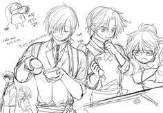 Akatsuki no Yona anime and manga fanart by @CBbackup on twitter //