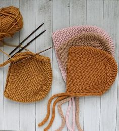 Pattern Baby Bonnet, Knit Hat Pattern, Knitting Patterns, Knit Hat Pattern PDF, Knit Beanie P. Baby Knitting Patterns, Baby Hats Knitting, Easy Knitting, Baby Patterns, Knitted Hats, Sewing Patterns, Knitting Ideas, Motifs Beanie, Knit Beanie Pattern