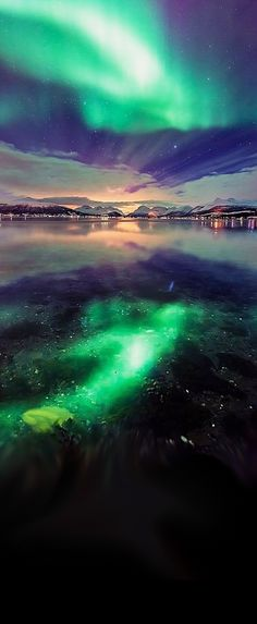 ♥ Norway,Aurora Borealis