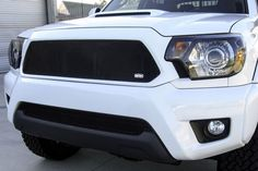 Grillcraft #T1951-52B Toyota Tacoma MX Grille Upper & Lower Insert (Combo…