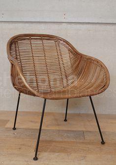 Fauteuil en osier Designers Guild, Design Furniture, Garden Furniture, Rattan, Wicker, Table Accessories, Decoration, Living Spaces, Living Rooms