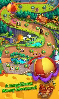 AlphaBetty Saga- screenshot