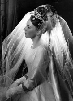 1960, Diane of Orleans married the Duke of Württemberg