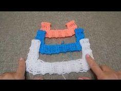 Tutorial Vestido como tejer diferentes tallas - YouTube