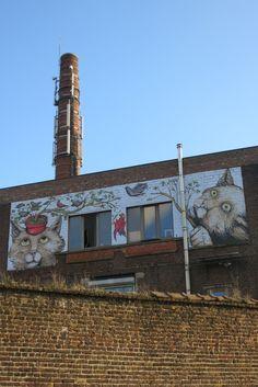 Gent, Belgium. November 2012